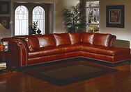 Italian Leather Sectionals at Sofa Outlet in San Mateo near San Carlos, Belmont and Menlo Park