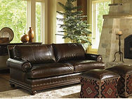 Italian leather sofas at Sofa Outlet in San Mateo near San Carlos, Belmont and Redwood Shores