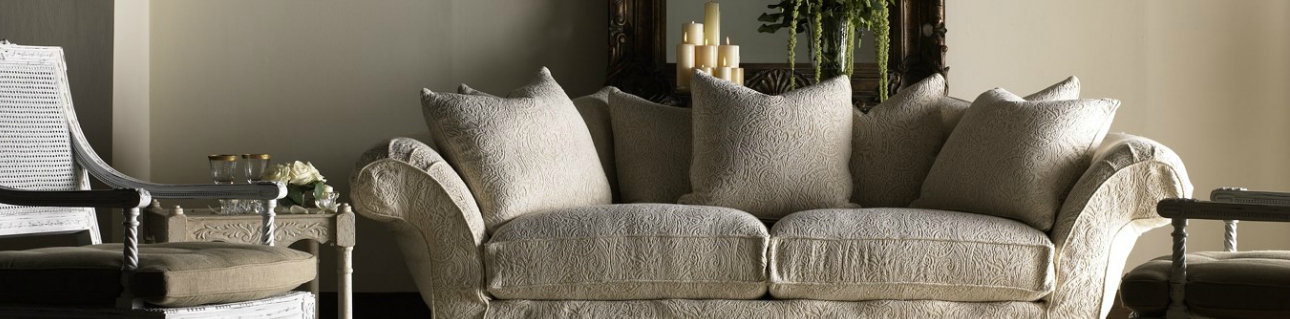 Slipcovers and custom options for sofas, sectionals, chairs, ottomans and benches at Sofa Outlet