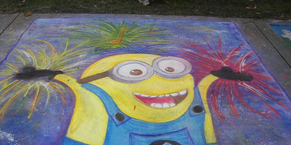 Chalk Fest ***FREE***