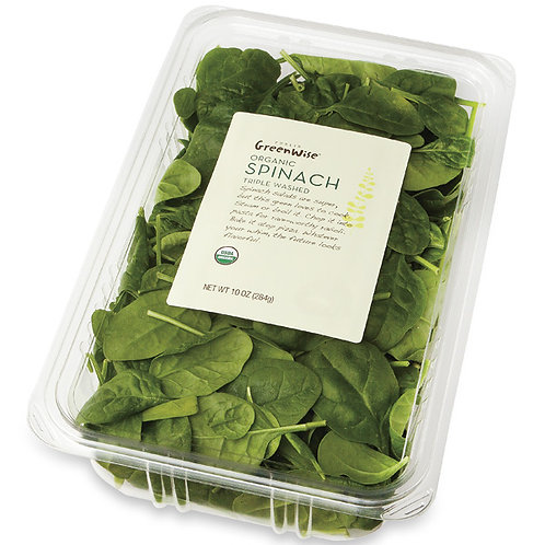 4 oz Spinach