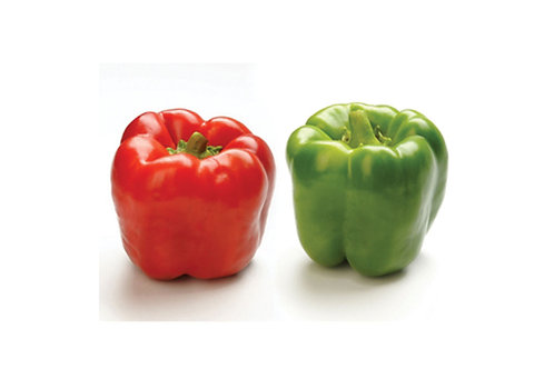 2 Large Peppers