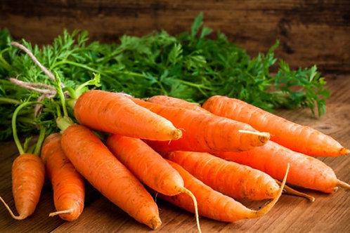 1 Bunch of Carrots