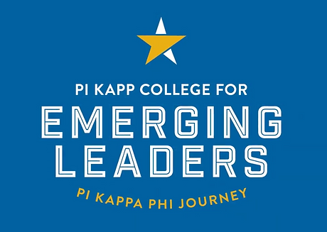 Pi Kapp Kappa Phi Frat College for Emerging Leaders