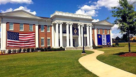 Pi Kapp Kappa Phi Frat University of Alabama House