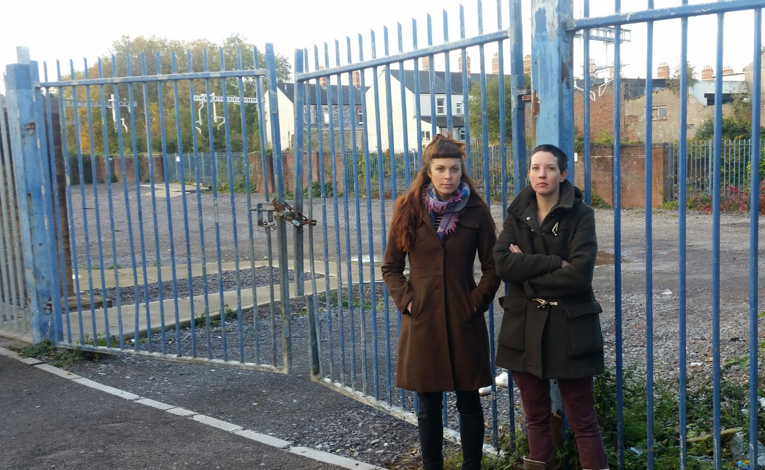 In October 2018 disaster struck - the council informed us that they had decided to sell the land for development - as you can see we were not too pleased with this decision!   With an enormous amount of community support and help from Lucie of the Community Land Advisory Service we were able to arrange a meeting with the council...
