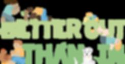 BOTI logo children and animals