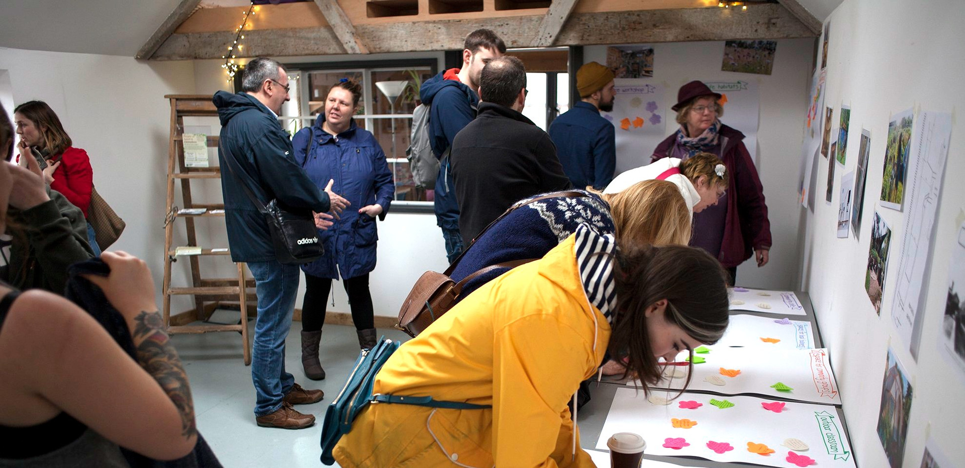 In January 2018 we held community consultation events in Splott and Adamsdown to find out how our community would use the land.   An amazing 165 people responded to the consultation in total!