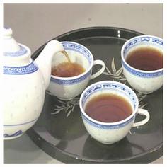 プーアル茶の淹れかた