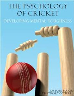 Cricket book cover