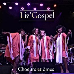 Liz Gospel, Choeurs et âmes, groupe gospel, côte d'azur