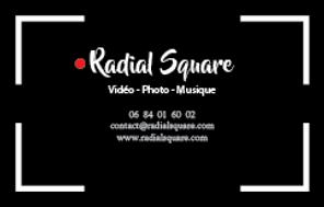 Radial Square, Photographe