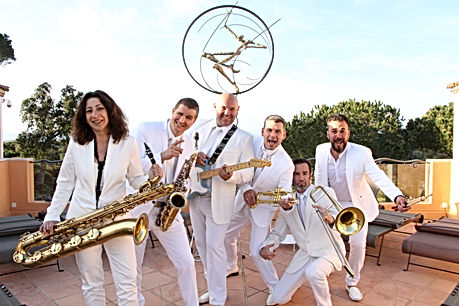 dj groupe orchestre musiciens wedding cocktail côte d'azur Marseille
