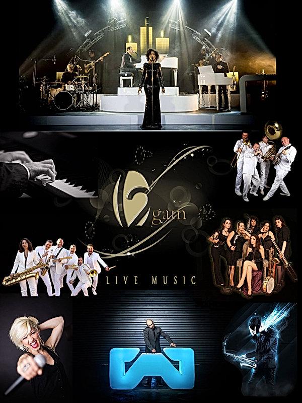 Groupe, Musiciens, Dj, Cannes, Marseille, Monaco, St Tropez
