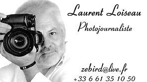 Laurent Loiseau, Photographe