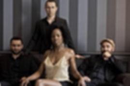 Groupe, musiciens, soul, black, Coktail, concert, Cannes, Monaco,St Tropez, Marseille, wedding, blackoutband