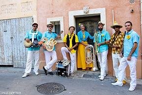 Honolulu Brass Band