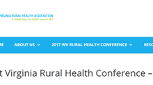 Alliance to present at the 2017 West Virginia Rural Health Conference