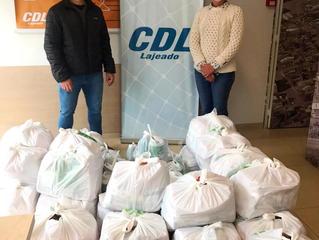 Doação CDL Lajeado