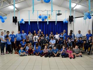 Festa do Azul comemora Dia Mundial de Conscientização do Autismo