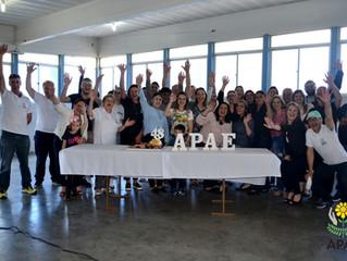 Apae celebra 48 anos de história