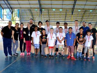 Encontro Esportivo reúne APAES da região