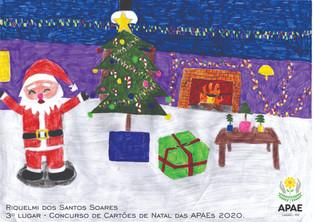 Concurso Estadual de Cartões de Natal Apaes