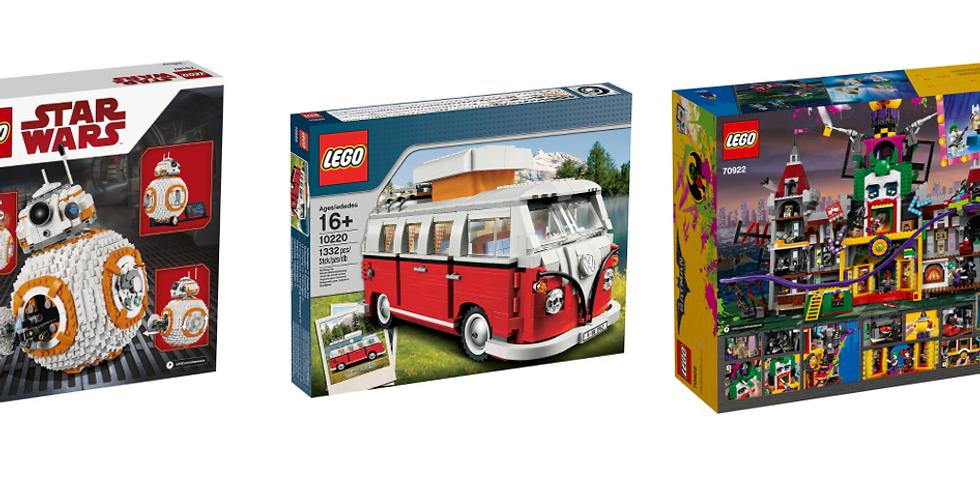 Lego Raffle