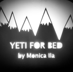 Yeti For Bed: Title
