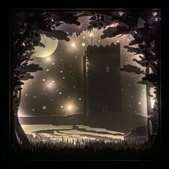 Ghost Stories YYC   Volume II: Shadow Box At Night
