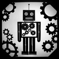 ROBOT SHADOW PUPPET