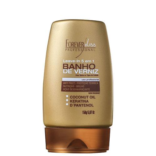 Leave-in Forever Liss Professional Banho de Verniz - 150g