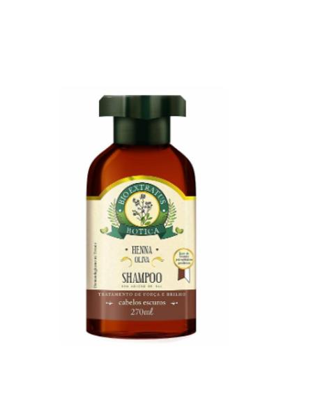 Bio Extratus Shampoo Botica Henna 270ml