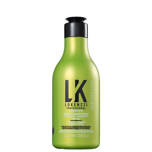 Lokenzzi Shampoo Fortificante 320ml