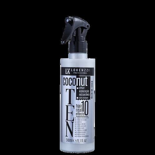 Lokenzzi Spray Ten Hidratacao Coconut 240ml