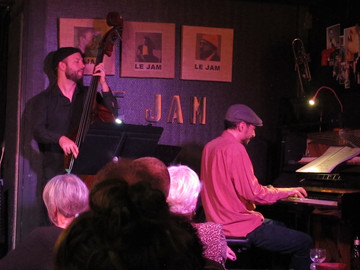 Fred Drai Quartet Le Jam Marseille 16/11/2018