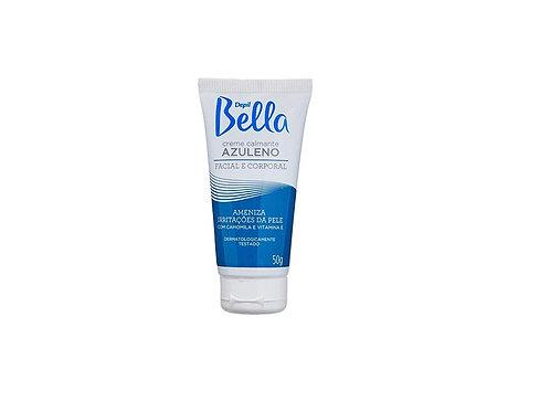 Depil Bella Creme Calmante Facial e Corporal Azuleno 50g