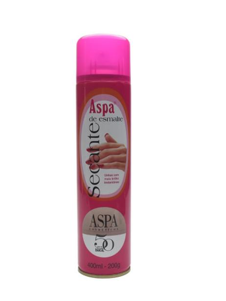 Secante De Esmalte em Spray - Aspa 400ml