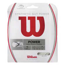 【WILSON】SYNTHETIC GUT POWER
