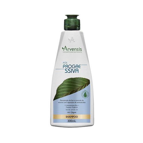 Shampoo Pós Progressiva Arvensis 300Ml