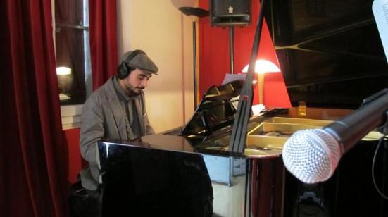 Recording Session 2013