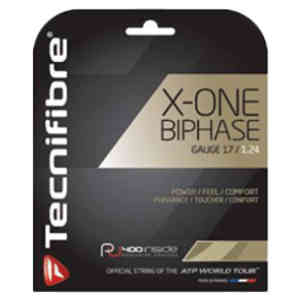 【Tecnifibre】X-ONE BIPHASE