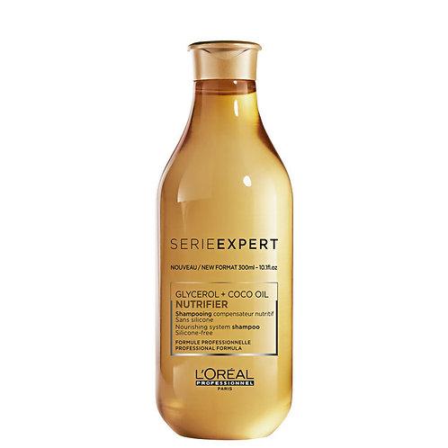 L'oréal Professionel Shampoo 250ml Nutrifier Glycerol + Coco Oil