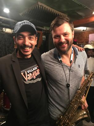 Jure Pukl  Smalls Jazz Club NY 2017