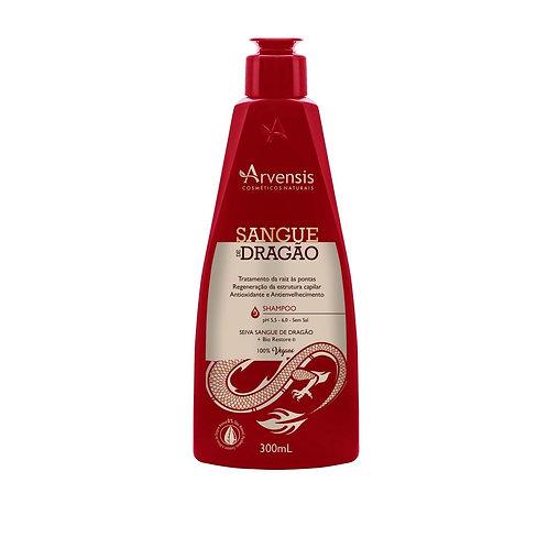 Shampoo Sangue De Dragão Arvensis 300Ml