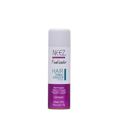 Spray Neez Finalizador Termo Ativador 300ml