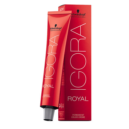Schwarzkopf Coloração Igora Royal HD 3-0 60ml
