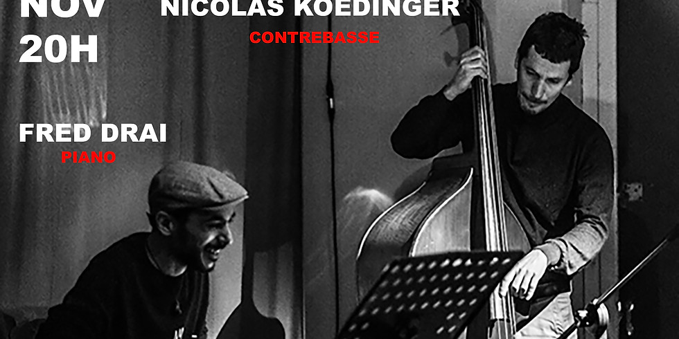 Renaissance Jazz Session # 2  Fred Drai / Nicolas Koedinger