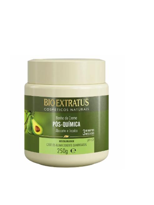 Bio Extratus Banho de Creme Pós-química Abacate 250g