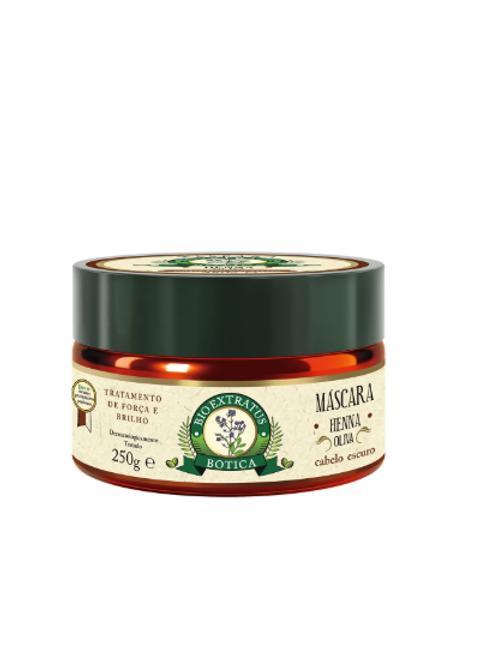 Bio Extratus Máscara Botica Henna 250g